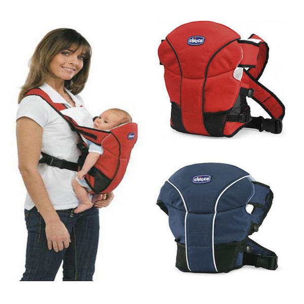 mochila ergonomica bebe chicco