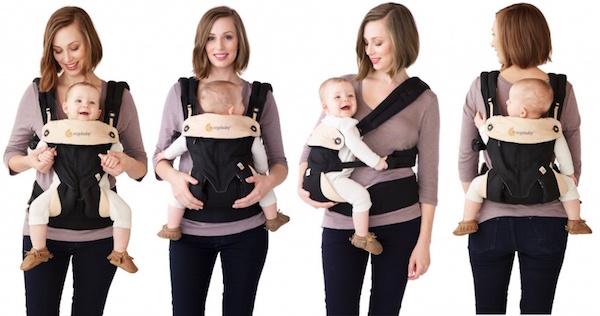 mochila para llevar bebe ergobaby