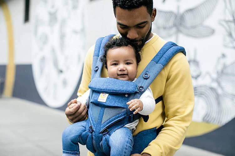 Mochila portabebés Ergobaby omni 360: Máximo Comfort en 4 Posiciones