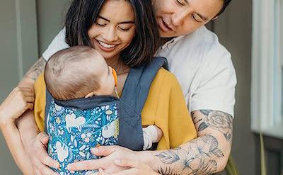 extensores gratuitos para las correas de la cintura y el pecho porque el uso del bebé es para todos!
