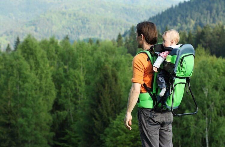 Mejores mochilas portabebés Deuter: Perfectas para senderismo