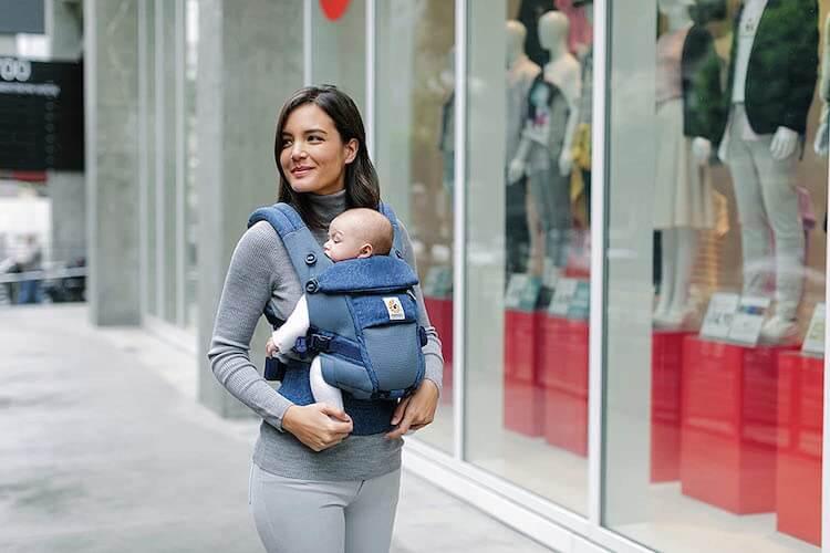Mejores mochilas portabebés Ergobaby: Calidad y ergonomía
