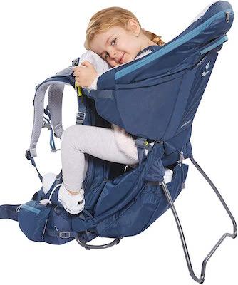 Deuter Kid Comfort Pro Mochila Portabebés, Adultos
