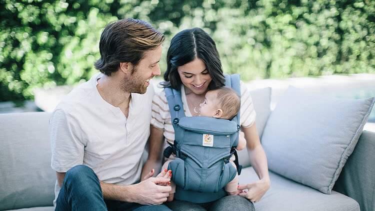 Mejores mochilas portabebés para verano: modelos frescos y transpirables