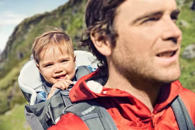 Mejores mochilas portabebés para montaña y senderismo: ergonómicas, seguras y cómodas
